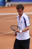 ADRIAN UNGUR, ATP TENNIS PLAYER Stock Photography
