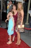 Adriana Barraza,Cheryl Hines,Morgan Lily royalty free stock photo