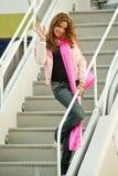 Adriana Lima, Bob Hope, Victoria's Secret Imágenes de archivo libres de regalías