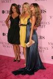 Victoria's Secret, Giselle, Giselle Bundchen, Adriana Lima, Gisele, Gisele Bundchen, Karolina Kurkova Stockfotografie