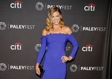 Adrianne Palicki. At the 11th Annual PaleyFest Fall TV Previews - Netflix`s `The Orville` held at the Paley Center for Media in Beverly Hills, USA on September Royalty Free Stock Images