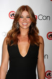 Adrianne Palicki arrives at the Paramount Studios Presentation at CinemaCom 2012 Royalty Free Stock Images