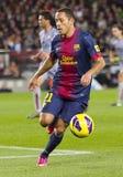 Adriano Correia do FCB Fotos de Stock