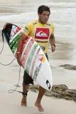 Adriano De Souza - mercúrio pro Fotografia de Stock