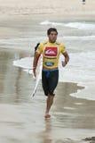 Adriano De Souza - Quicksilver Pro Royalty Free Stock Image