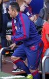 Adriano FC Barcelone v La Corogne Liga - Espagne Stock Photos