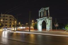 Adrianou port Royaltyfri Foto