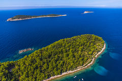 Adriatc landscape Stock Photo