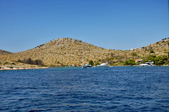 adriatic öhav arkivbilder