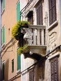 Adriatic architecture Royalty Free Stock Images