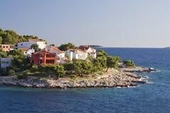 Adriatic coast Stock Image