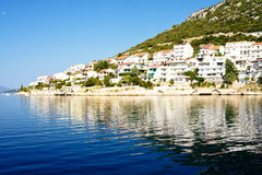 Adriatic coast Stock Images