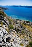 Adriatic coast Stock Photography