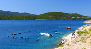 Adriatic coast Stock Photography