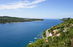 Adriatic Coast Stock Image