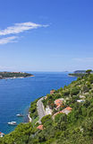 Adriatic Coast Royalty Free Stock Photos