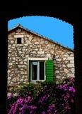 Adriatic eye Royalty Free Stock Image