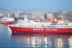 adriatic fyr Fotografering för Bildbyråer
