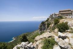 adriatic hav Fotografering för Bildbyråer
