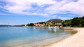 adriatic hav Royaltyfri Bild