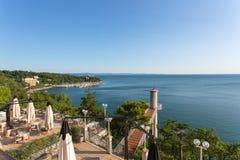 adriatic hav Royaltyfri Fotografi