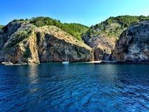 adriatic hav Royaltyfria Foton