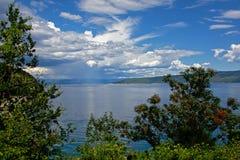adriatic hav Arkivfoto