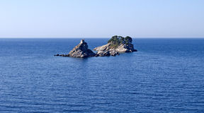 Adriatic Islets Royalty Free Stock Photos