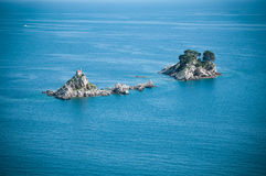 Adriatic Islets Stock Photography