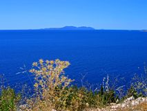 adriatic klarhet croatia royaltyfria bilder