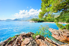 Adriatic landscape Royalty Free Stock Photo