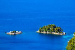 Adriatic landscape Stock Photography