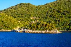 Adriatic landscape Stock Image