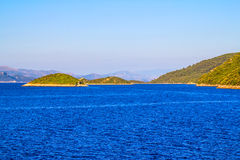 Adriatic landscape Stock Images