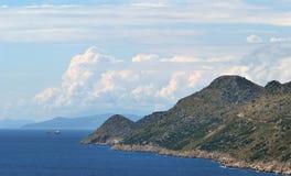 adriatic morza Zdjęcia Royalty Free