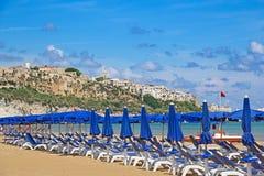 adriatic morza zdjęcie stock