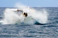 Adriatic sailing Stock Images