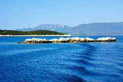Adriatic sea Royalty Free Stock Photos