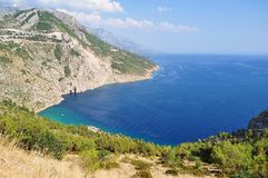 Adriatic sea Stock Photography