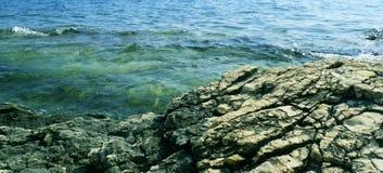 Adriatic sea Royalty Free Stock Photography