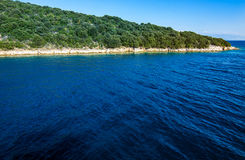 Adriatic sea Royalty Free Stock Images