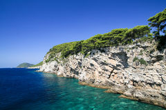 The Adriatic sea Royalty Free Stock Photo