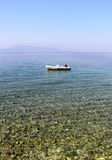 Adriatic sea in Croatia Royalty Free Stock Photo