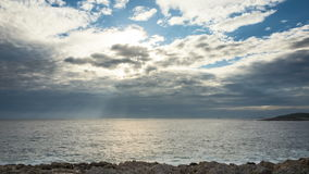 Adriatic Sea Croatia stock video