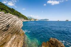 Adriatic sea landscape Stock Photography