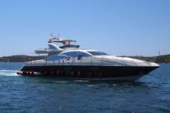 Adriatic sea, ships Stock Photography
