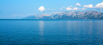 Adriatic sea Royalty Free Stock Photography