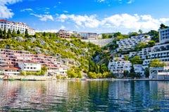 Adriatic seaside Royalty Free Stock Photography