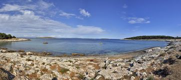 Adriatic see, Croatia Stock Images