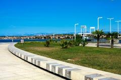 adriatic sjösida Royaltyfri Bild